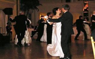 Танцевать во сне с мужчиной вальс