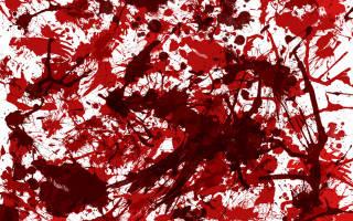 К чему снится кровь на одежде