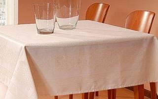 Сонник белая скатерть на столе