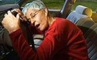 Парковать машину во сне