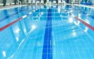 Сонник бассейн без воды